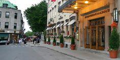 Hotel Clarendon, Quebec City