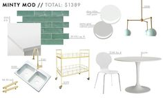 7 Affordable Kitchen Designs | Emily Henderson | Bloglovin'