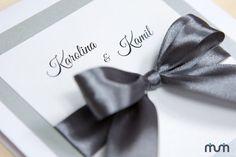 Mum tworzy: Zaproszenia ślubne