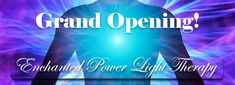 Save at Enchanted Power Light Therapy in Nanaimo! Celebrate their Grand Opening on July Stress And Depression, Deep Relaxation, Light Therapy, Close Your Eyes, Grand Opening, Classical Music, Enchanted, Neon Signs, Celebrities