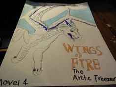 arctic freezer cover 4 drawn and made by me draconox1