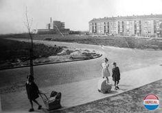 Charlotte De Bourbonstraat Alphen aan den Rijn (jaartal: 1945 tot 1950) - Foto's SERC