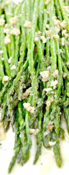 How to Make Great Sauteed Asparagus. Cooked Simply with Butter, Garlic, Salt and Pepper. You Wont Believe These Humble Ingredients Come Together to Make The Most Delicious Asparagus!