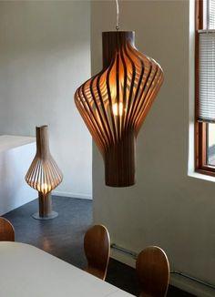 Diva Lamps by Norwegian Designers Thomas Egset + Peter Natedal - Modern Homes Interior Design and Decorating Ideas on Decodir