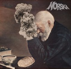 My review of Norska's self-titled debut album is now posted. Excellent album, recommended for stoner/sludge/doom metal fans \m/