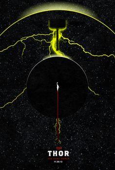 Thor: The Dark World - Paul Jeffrey ----