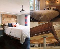 Bett selber bauen einfach  Bett | A Pinterest collection by Ulrich Welzel | Bett selber bauen ...