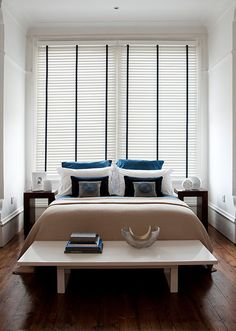 Polar 50mm/Ink Tapes 25mm by Decora #VenetianBlinds #Blinds