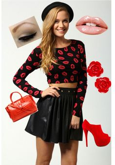 """trip out x"" by cupcake-1direction ❤ liked on Polyvore"