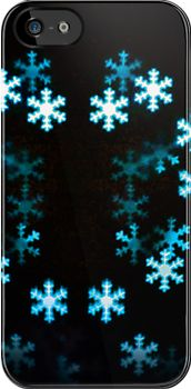 #Christmas #snowflakes #iphone #case