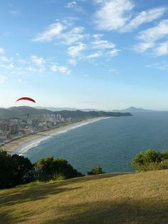 Praia Brava beach, Itajai, Brazil © Martyn Baker