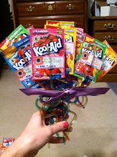You're a Kool kid!  Very cute!  Last day of school gift? or Valentines Day.  I have searched for the origin of this but can not find it.