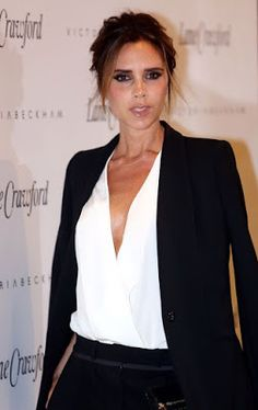 @InstaMag - Singer-turned-designer Victoria Beckham, who became a sensation as part of girls group Spice Girls in the early 1990s, returned to her singing roots