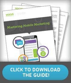 Become a Mobile Marketing Master With Vocus' Guide Mobile Marketing, Cloud Based, How To Become, Trends, Text Posts, Beauty Trends