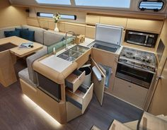 Designed by Philippe Briand, this sailboat has been carefully studied down to the smallest detail to offer superior performance and ease of handling.... | Jeanneau Boats