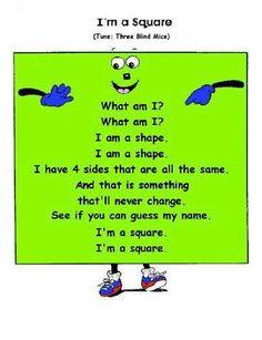 Square poem