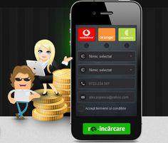 Cel mai eficient si util serviciu de reincarcare credit cartela online: http://www.re-incarcare.ro