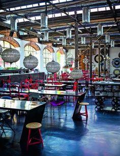 A Lisbonne Le 1300 Taberna de la LX Factory