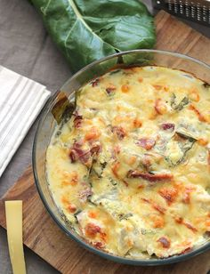 Bets gratin with smoked ham and Beaufort cheese I Love Food, Good Food, Yummy Food, Healthy Dinners For Two, Healthy Recipes, Diner Recipes, Smoked Ham, Food Videos, Kitchens