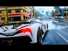 awesome GTA 5 PC ULTRA REALISTIC GRAPHICS MOD (Crystal Reality)