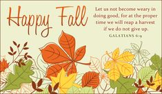 Free Happy Fall eCard - eMail Free Personalized Autumn Cards Online
