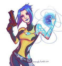 bullet witch by Sheemple.deviantart.com on @DeviantArt