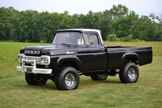 '59 Ford F100 4x4