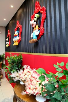 Douce Enfant Mickey Mouse