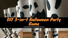 5 Cheap, No Hassle Halloween Party Games For Kids - Lukeosaurus And Me Fairy Halloween Costumes, Halloween Party Games, Kids Party Games, Halloween Kids, Games For Kids, Halloween Crafts, Craft Activities For Kids, Crafts For Kids, Halloween Traditions