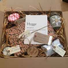 #homemade #hygge #boxHomemade Hygge box