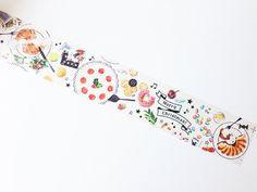 Masking tape (washi tape) mt 2013 x'mas