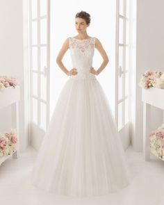 Los 100 vestidos de novia más hermosos y encantadores para el 2016: ¡Encuentra el tuyo! Image: 81