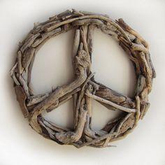 driftwood.peace.sign.jpg | Flickr - Photo Sharing!