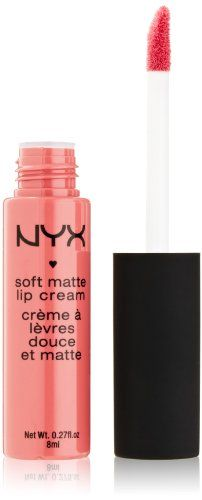 #fashionable #styleoftheday Neither lipstick nor lip gloss—this is #matte lip cream. A new kind of pout paint that goes on silky smooth and sets to a matte finis...