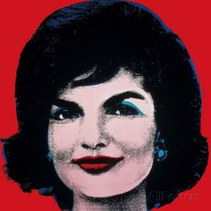 Jackie, 1964 Posters by Andy Warhol at AllPosters.com $14.99