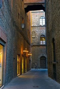 Siena, Tuscany, Italy--my very favorite town in Italy. Can't wait to go back