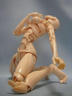 naked female puppet