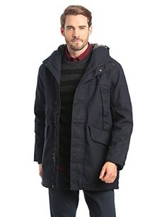 timberland homme manteau