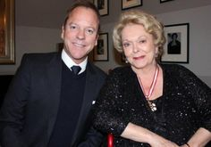 Kiefer Sutherland Pays Tribute To His Mom, Shirley Douglas, After She Passes Away At Age 86 #KieferSutherland celebrityinsider.org #Entertainment #celebrityinsider #celebritynews #celebrities #celebrity