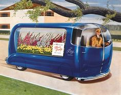 View top quality illustrations of Futuristic Flower Delivery Van. Find premium, high-resolution illustrative art at Getty Images. Fine Art Prints, Framed Prints, Canvas Prints, Cosmos, Futuristic Architecture, Futuristic Cars, Science Fiction Art, Sci Fi Art, Illustrations