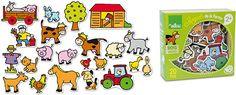 Farm Magnets #8015 #magicforesttoys #vilac