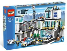 LEGO City Police Headquarters LEGO http://www.amazon.com/dp/B000T6XNLI/ref=cm_sw_r_pi_dp_XX4Otb1N5CB9YHYT