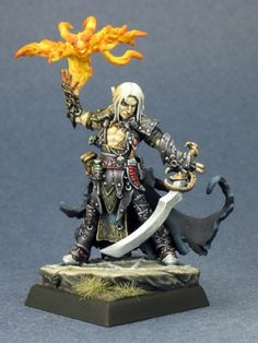 Reaper Miniatures. Awesome paint job
