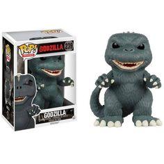 Funko 6311 POP Movies Godzilla Godzilla 6, Assorted