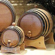 OAK AGING BARRELS from Oak Barrels Ltd