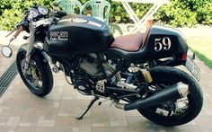 Ducati Cafe racer « Motorcycles « DERESTRICTED