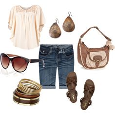 My Summer, created by cbaczuk on Polyvore
