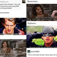Top 100 princess bride quotes photos Hey guys!! Omg lol I love this post I am so freaking werid anyways today I had the worst headache and earache I went to school then went to the doctor's and I got an Ear infection this sucks but Irs all good I got the antibodics and I should feel better soon #books #harrypotter #princessbridequotes #fandom #fangirlthings #fangirling #quotes See more http://wumann.com/top-100-princess-bride-quotes-photos/