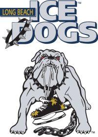 Long Beach Ice Dogs an International Hockey Leage team Dek Hockey, Hockey Logos, Sports Logos, Dog Games, Cool Logo, Long Beach, Nhl, Team Logo, History