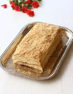 AZ Cookbook - Food From Azerbaijan & Beyond » Cake Napoleon - Step by Step #russian_food #Russian_recipes